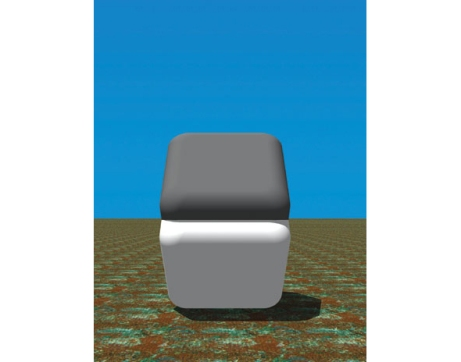 "Although our eyes sense light/dark and color, what we ""see"" is ultimately a created by our brain, it is a perception as the following illusion illustrates: The two blocks appear to be different shades, but place your finger horizontally across the line between the two blocks and you will see that they are actually the same color."